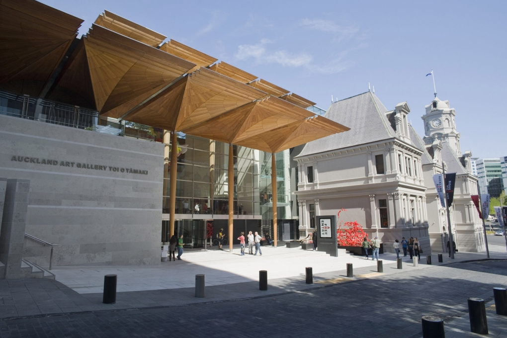 Auckland Art Gallery 2011